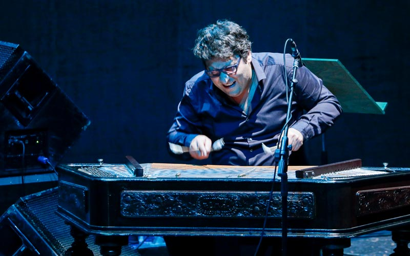 Marius Preda's Mission Cimbalon Trio